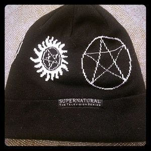 Supernatural TV Series Beanie Hat